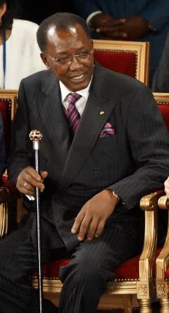 Idriss Déby Itno