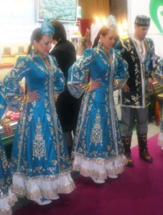 Tatarstan folklore SIA 2010 Paris