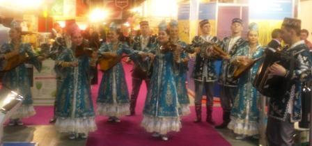 Tatarstan folklore au SIA 2010 Paris