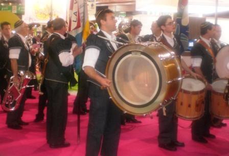 Fanfare Suisse au SIA 2010 Paris