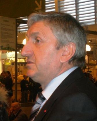 Jean-Michel Lematayer, président de la FNSEA Fédération Nationale Syndicat des Exploitants Agricoles