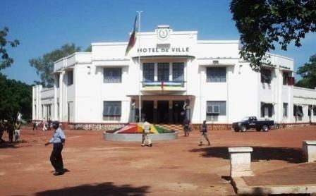 Hotel de Ville de Bangui