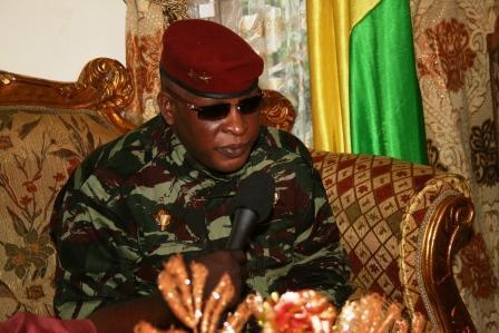 Général Sékouba Konaté - Guinée Conakry