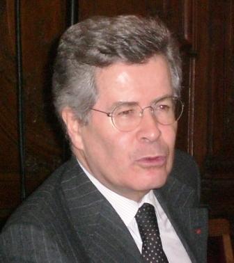 David Levitte Conseiller du président de la république française Nicolas Sarkozy