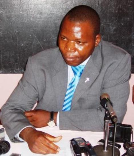 Dieudonné Nzaipailanga