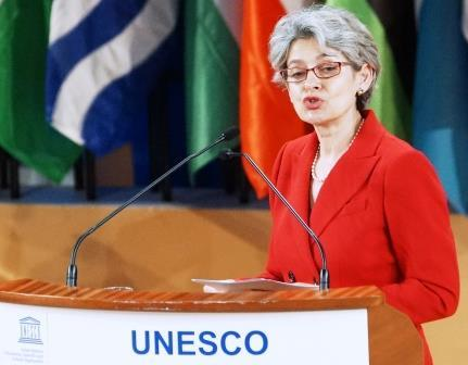 Irina Bokova 5