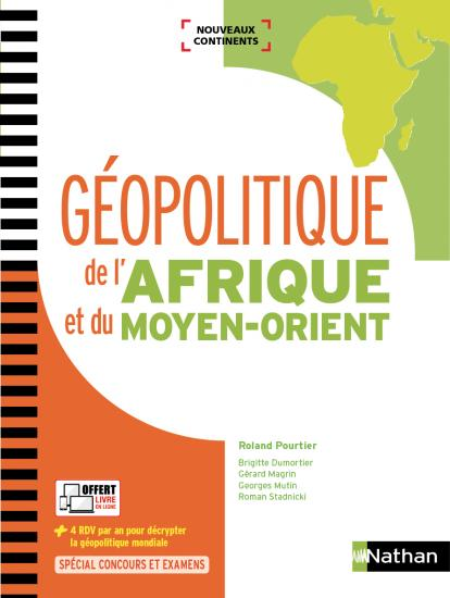 Afrique et moyenorient 9782091649375