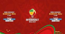Afrobasket draw ceremonie