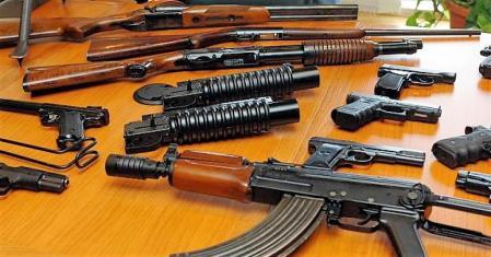 Armes de guerre 1