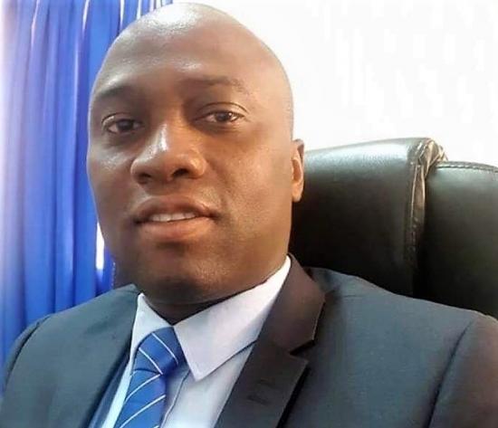 778410bf14f Bangui   Dominique Désiré Erenon nommé directeur de cabinet du ...