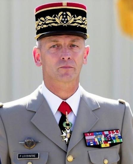 General francois lecointre le 20 juillet 2017 a istres