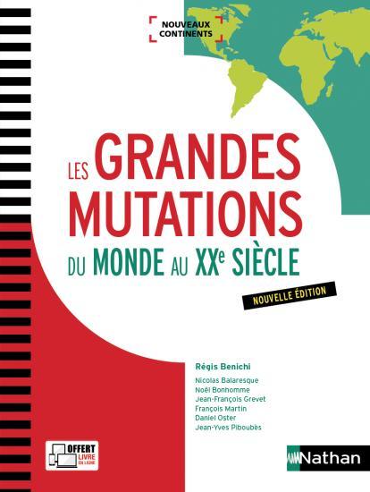 Grandes mutations 9782091649337