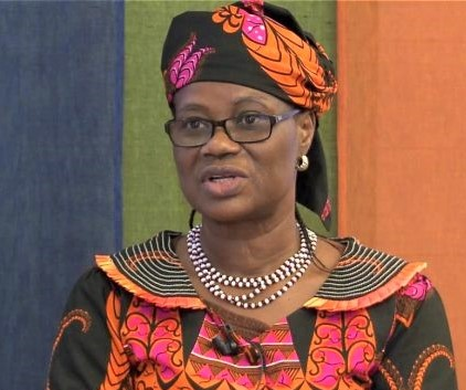 Hadizatou rosine coulibaly ministre des finances du burkina faso