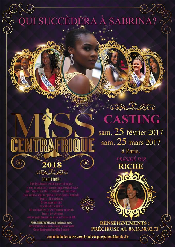 Miss centrafrique