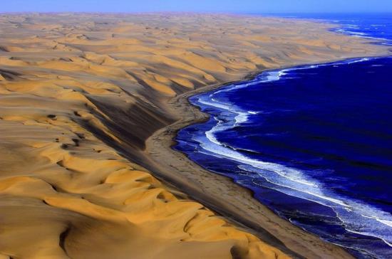 Namib desert meets sea 22