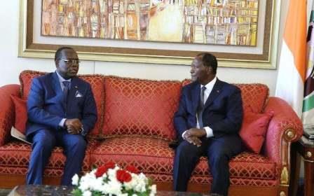 Ouattara kongo doudou