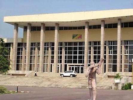 Palais du parlement du congo brazzaville 0