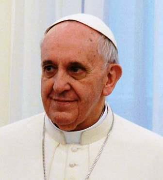 Pape francois 1er
