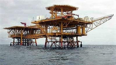 Petrole off shore