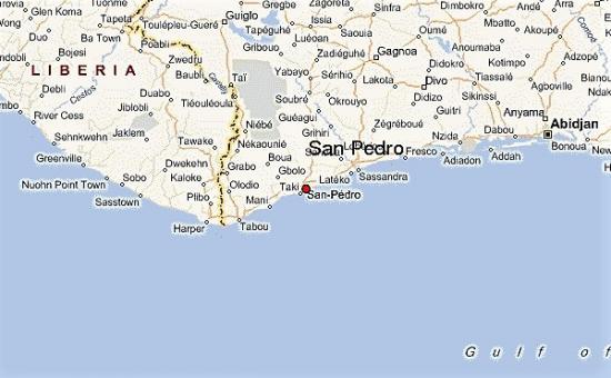 263372376c2449 Côte d Ivoire   début de la construction du plus grand monument de San Pedro