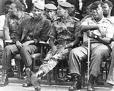 Sankara et compaore