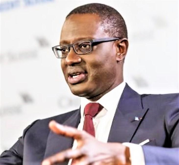 Côte d'Ivoire : Tidjane Thiam démissionne de ses fonctions